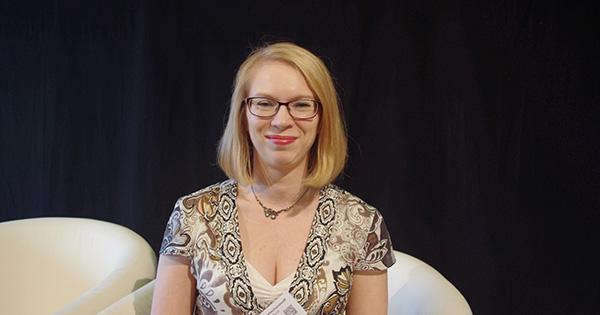 Maria Turtschaninoff on palkittu fantasiakirjailija